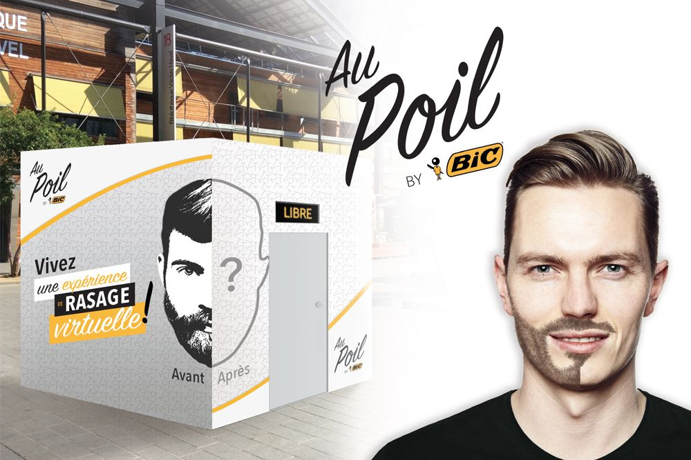 <strong><br/>BIC<BR></strong> Direction artistique &#038; Expérience digitale