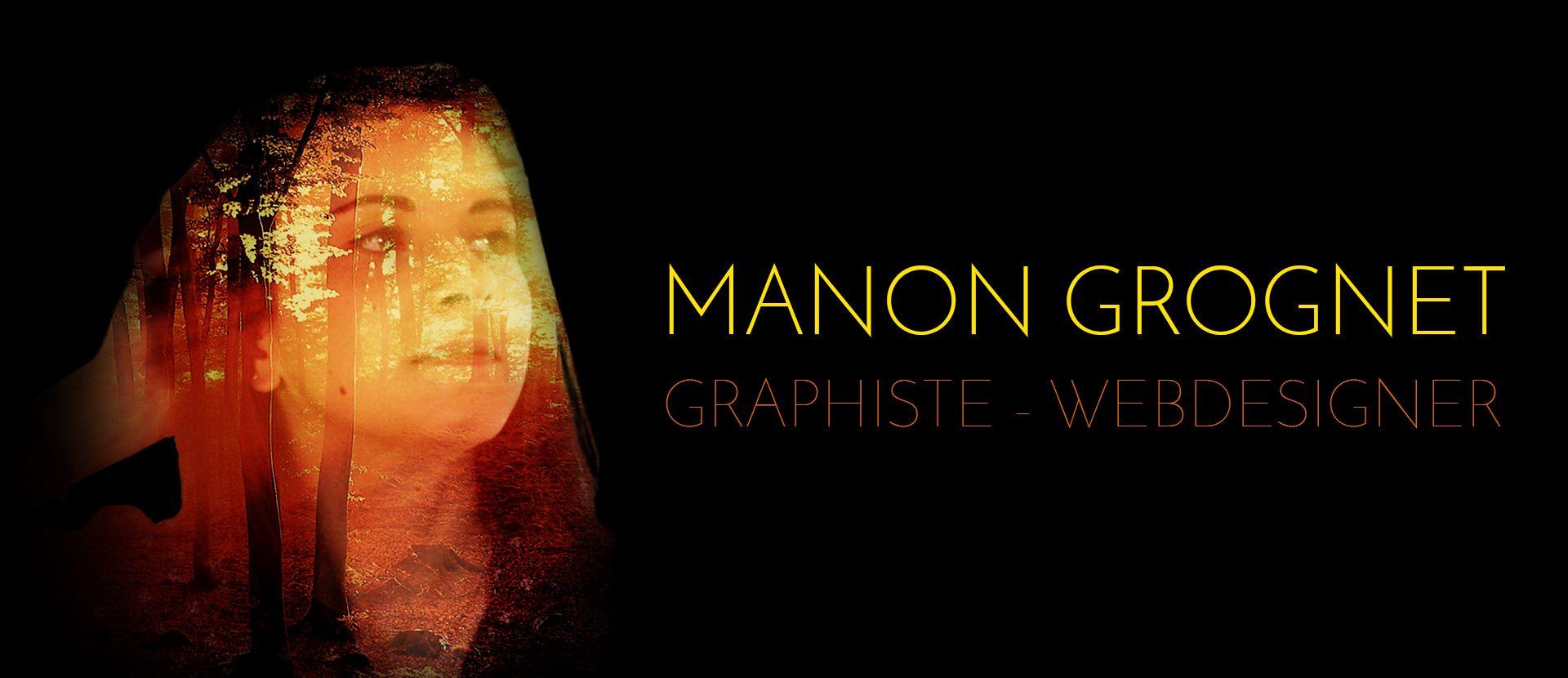 Slider Manon Grognet Graphiste Webdesigner
